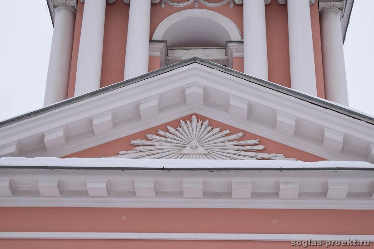 Масонским с знаком здание москва