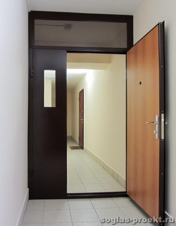 Тамбурные двери в тюмени